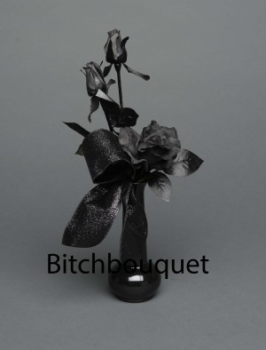 Quick View · Black Rose Bud Vase