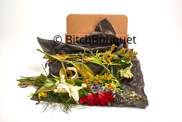 dead flower Box